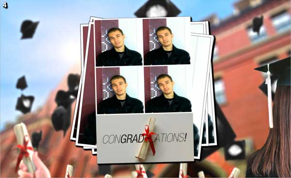 Graduation Theme and Layouts