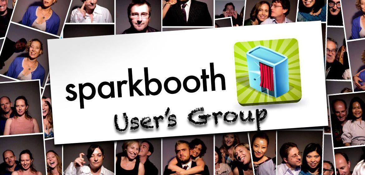 Sparkbooth Users Group Logo