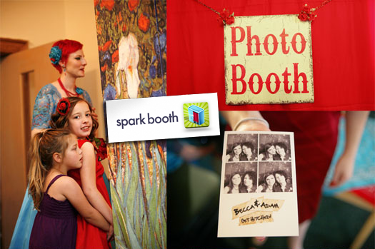 Sparkbooth Offbeat Bride Photo Guide
